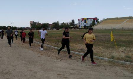 Marathon for Cihan University College Students-Erbil