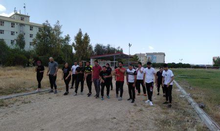 Running Marathon for Students of Cihan University- Erbil
