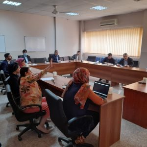 Organizing a Modern Marketing Workshop by the Department of Business Administration