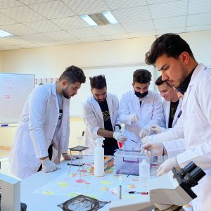 Testing Food Served at University by Students of Community Health Department