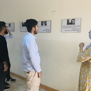 Designing and Displaying Scientific Posters in Biology (Medical Microbiology) Department