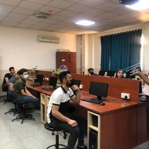 A Scientific Visit to Wireless Communication Laboratory