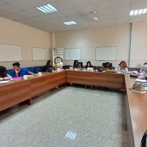 Workshop for Translation Departments Students