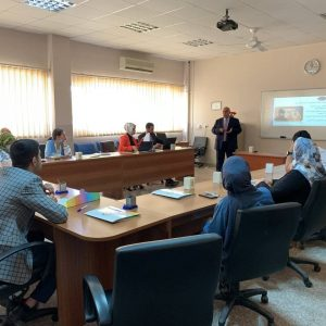 """The Department of General Education held a workshop entitled """"Education Strategies in Times of Crisis"""""""