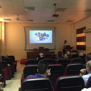 """Cihan University – Erbil Organizes a Training Course Named """"IT for Academics"""" for Its Academic Staff"""