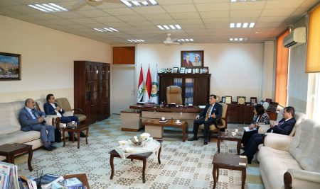 President of Cihan University-Erbil: Preparing to Open the Departments of Pharmacy and Dentistry