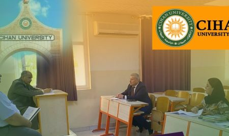 Announcing the Outstanding Graduation Projects at the Scientific Conference- Cihan university-Erbil