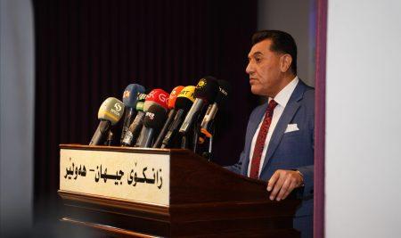 The president of Cihan University-Erbil expresses his congratulations on International Teacher's Day to all teachers of Kurdistan Region