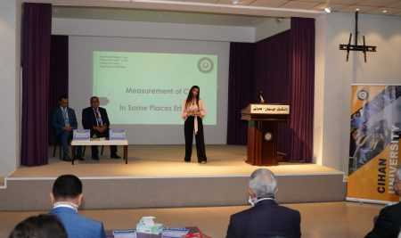 52 graduation projects are chosen as outstanding projects by Cihan University-Erbil