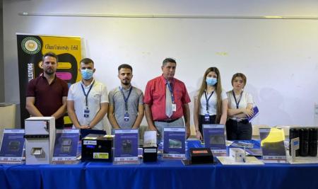 جامعة جيهان –اربيل تحصل على المرتبة الثانية في معرض  ومسابقة  TECHFEST