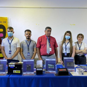 Cihan University-Erbil ranked the second in TECHFEST Sulaimani 2021