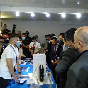 Participation of Students in TECHFEST SULAIMANI 2021