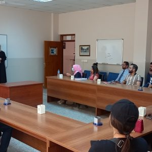 """Translation Students' Seminar on """"The international day for the preservation of the Ozone Layer """""""