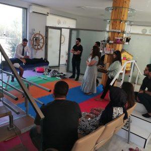 Celebrating Physiotherapist Day by Providing Practical Training