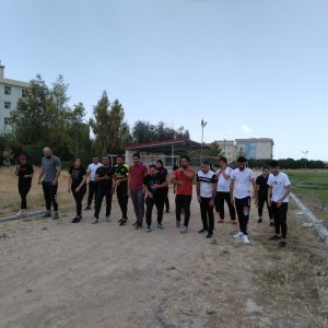 Friendly competitions among the students of Physical Education and Sports Sciences Department, Cihan University-Erbil