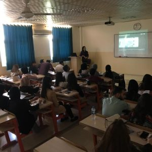 Moral Lessons Discussed Among Second Year Students