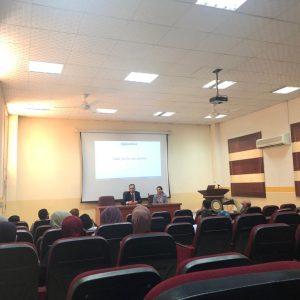 Cihan University-Erbil Celebrates the International Day of  'Awareness of Food Loss and Waste'