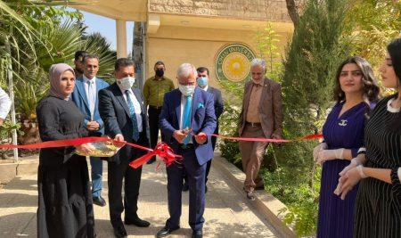 International Workshop by the Nutrition and Dietetics Department, Cihan University-Erbil