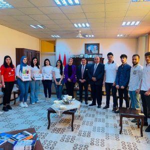 "General Education Department Celebrates ""The International Teachers' Day"""